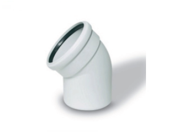 SILENTA FR FLAME RETARDANT ELBOW 45°